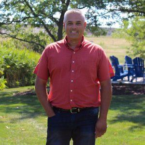 Photo of Operational Planning Advisor Frank Kielbowich